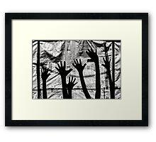 Chaos Framed Print