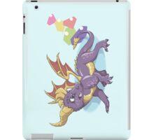 Spyro the Dragon with gems iPad Case/Skin
