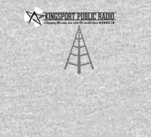Kingsport Public Radio Tee by HighRollerENT