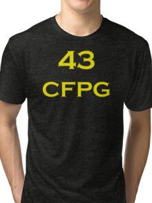 43 - Commando  Tri-blend T-Shirt