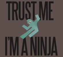Cute Ninja Baby Tee