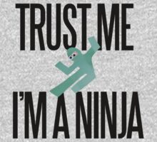 Cute Ninja Kids Tee