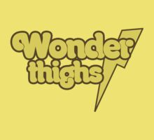 Wonder thighs  by Boogiemonst