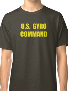 U.S. Gyro Command - for gyrocopter pilots Classic T-Shirt