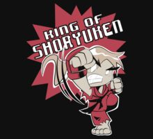 king of shoryuken by Briossostudio