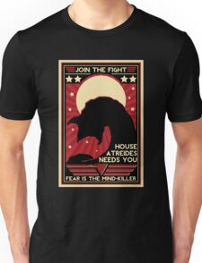 Fear is the Mind-Killer Unisex T-Shirt