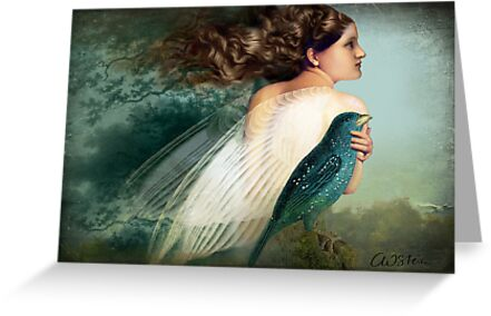 Like a Bird by Catrin Welz-Stein