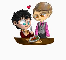 Chibi Hannibal - Cannibalism in two Unisex T-Shirt