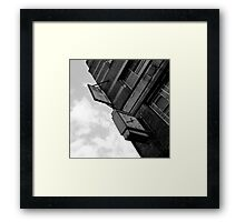 Out Of Time, Bradford Street, Birmingham Framed Print