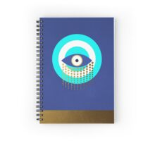 Mati Mati crying for protection Spiral Notebook