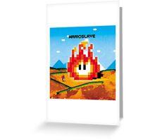 Marioslave (Print Version) Greeting Card