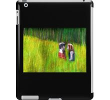 Wake Me Up When September Ends iPad Case/Skin