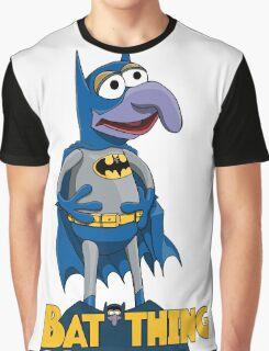 Gonzo the Batman Graphic T-Shirt