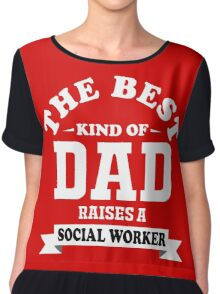 fathers day gift Chiffon Top