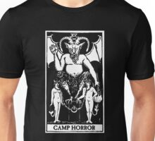 Camp Horror Tarot  Unisex T-Shirt