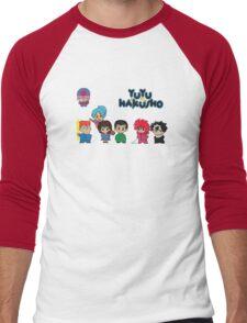 Chibi Hakusho!  Men's Baseball ¾ T-Shirt