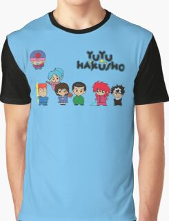 Chibi Hakusho!  Graphic T-Shirt