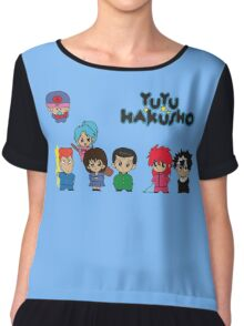 Chibi Hakusho!  Chiffon Top