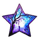 Reach for the Stars - Trees  by Linda Callaghan