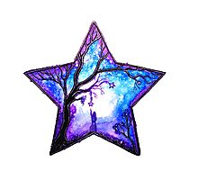 Reach for the Stars - Trees  Photographic Print