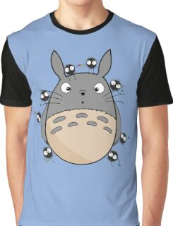 Little Totoro Graphic T-Shirt