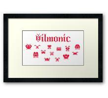 Vilmonic Framed Print
