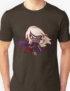 Chibi Dark Elf  Unisex T-Shirt
