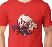 Chibi Dark Elf  Unisex T-Shirt