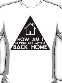 Get Triangle T-Shirt