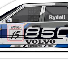 Volvo 850 Saloon TWR BTCC Racing Super Touring Car (1995) Sticker