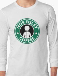 Cantina Coffee Long Sleeve T-Shirt