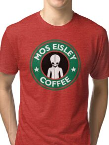 Cantina Coffee Tri-blend T-Shirt