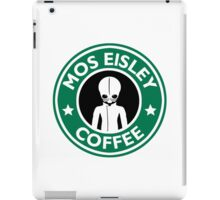 Cantina Coffee iPad Case/Skin