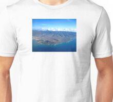 Diamond Head, Honolulu Unisex T-Shirt