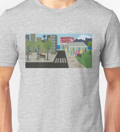 Seattle Downtoon Unisex T-Shirt