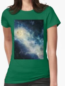 Universe v5 Womens Fitted T-Shirt