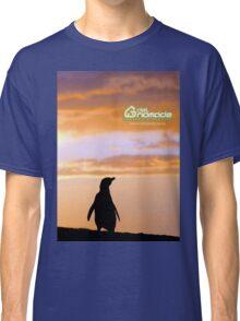 Penguin backlight in Peninsula Valdes - Patagonia Argentina Classic T-Shirt