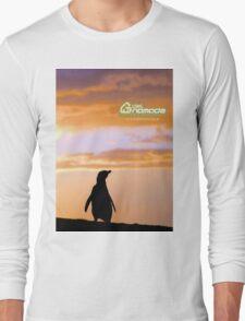 Penguin backlight in Peninsula Valdes - Patagonia Argentina T-Shirt