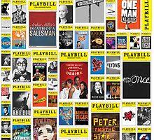 Broadway 2012 Season by peasandkaris