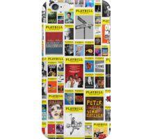 Broadway 2012 Season iPhone Case/Skin