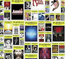 Broadway 2013 Season by peasandkaris