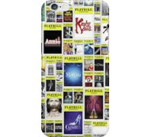 Broadway 2013 Season iPhone Case/Skin