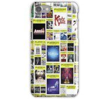 Broadway 2013 Season iPhone Case/Skin