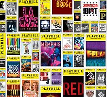 2010 Broadway Season by peasandkaris