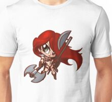 Chibi Red Warrior Unisex T-Shirt