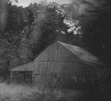 Barn. by Lindsay Osborne