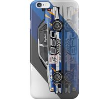 Volvo 850 Saloon TWR BTCC Racing Super Touring Car (1995) iPhone Case/Skin