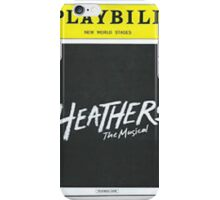 Heathers iPhone Case/Skin