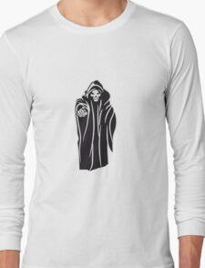 Death hooded evil Long Sleeve T-Shirt
