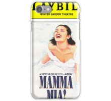 Mamma Mia iPhone Case/Skin